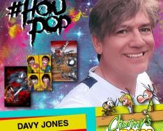 Davy Jonesj - Social Media